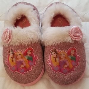 Other - Disney princess slippers